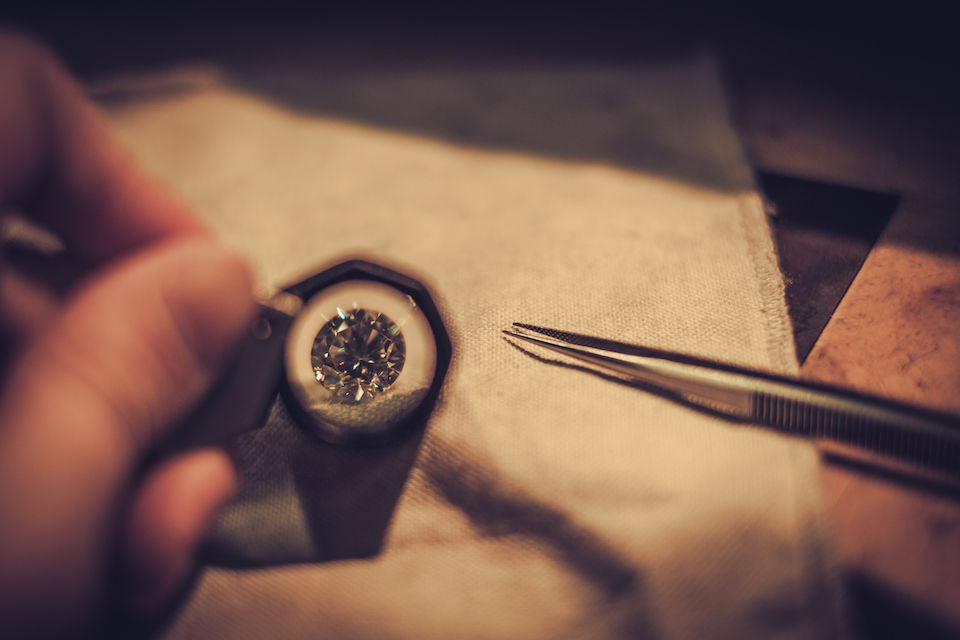 Jewelry Cleaning, Inspection, Evaluation